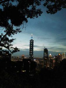 Taipei 101, Elephant Mountain