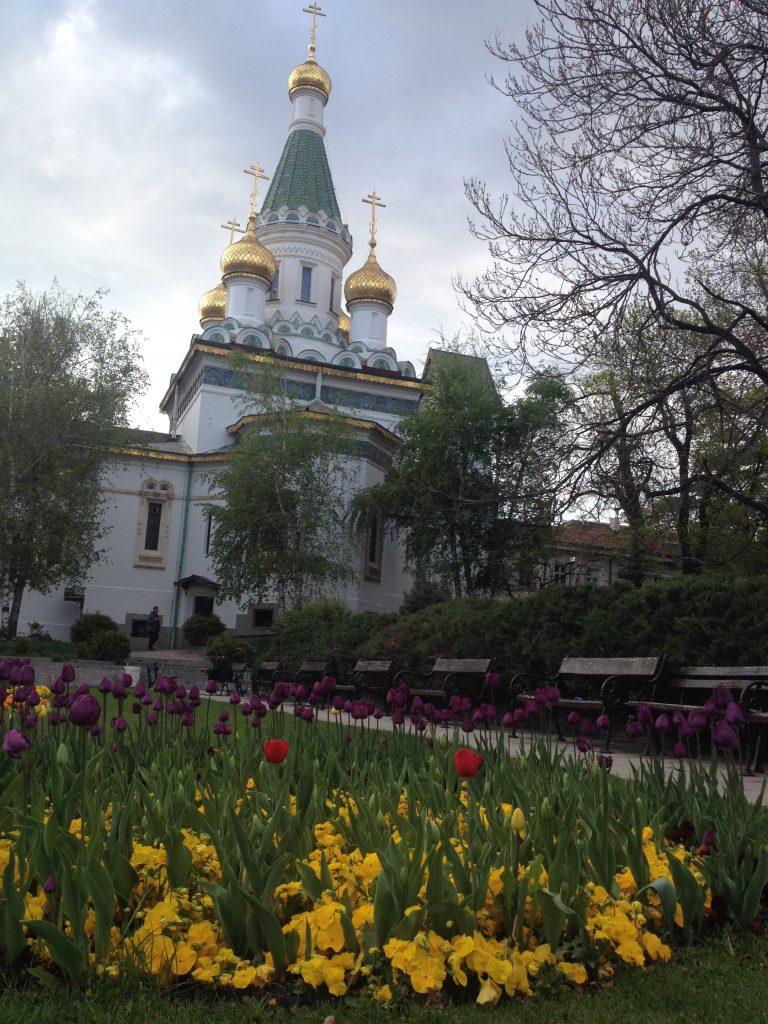 Russian Orthodox Church Sofia