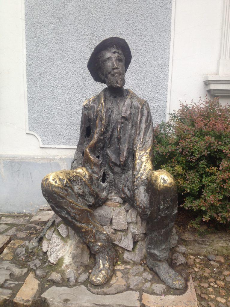 Statue Belgrade