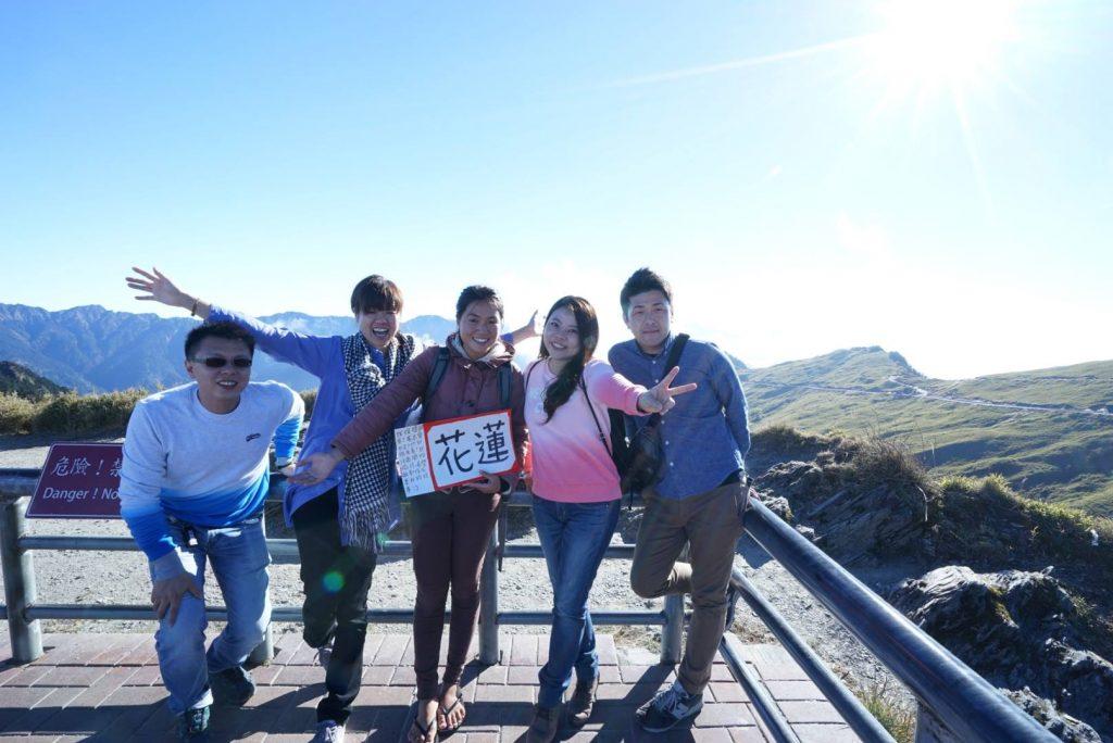 Hitchhiking Taiwan