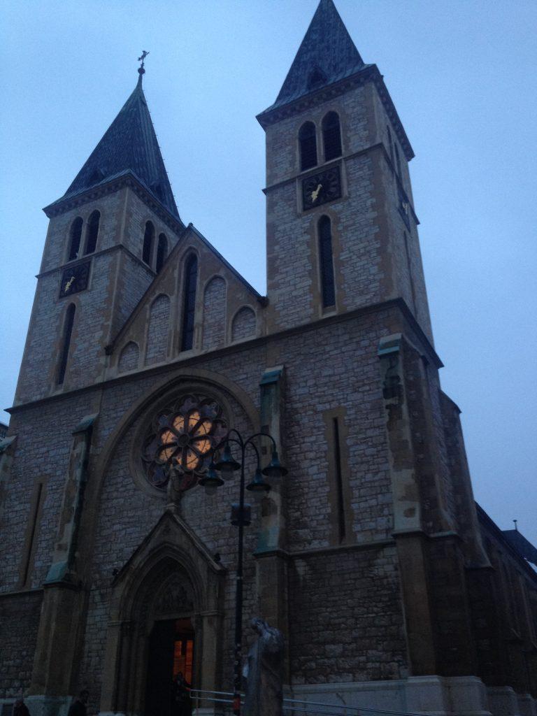Cathedral Sarajevo