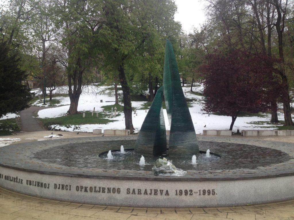 Memorial Sarajevo