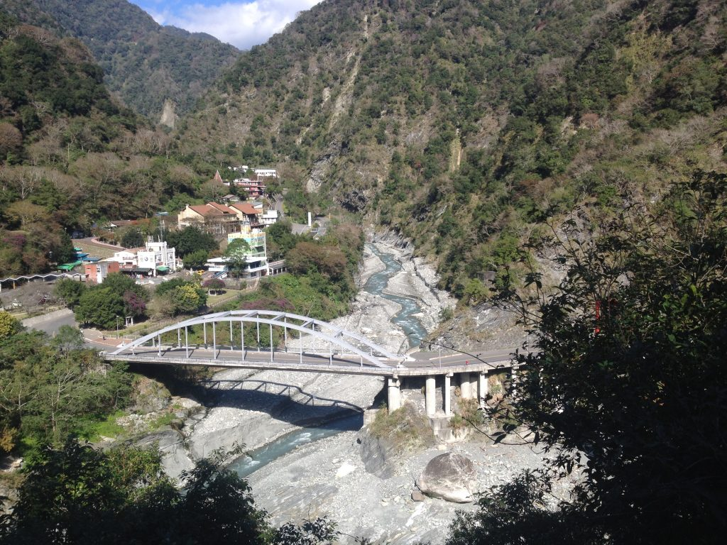 Bridge of Taroko National Park