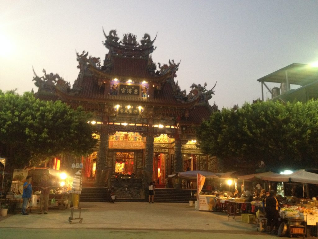 Taiwanese Temple