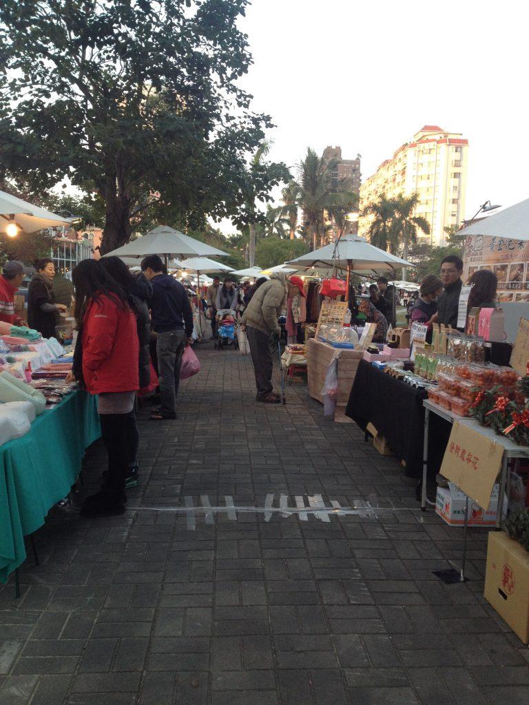 Open Market Taichung