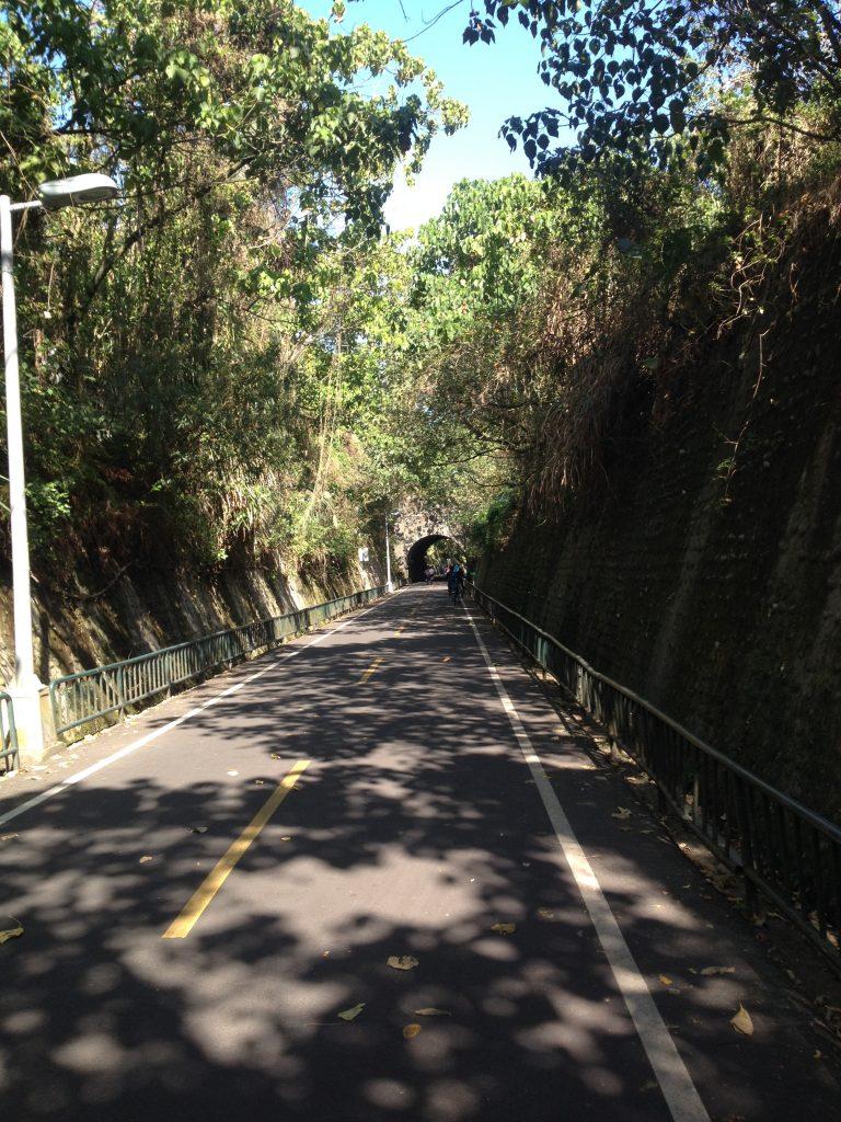 Houli District and bikeway