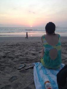 Sunset Bali