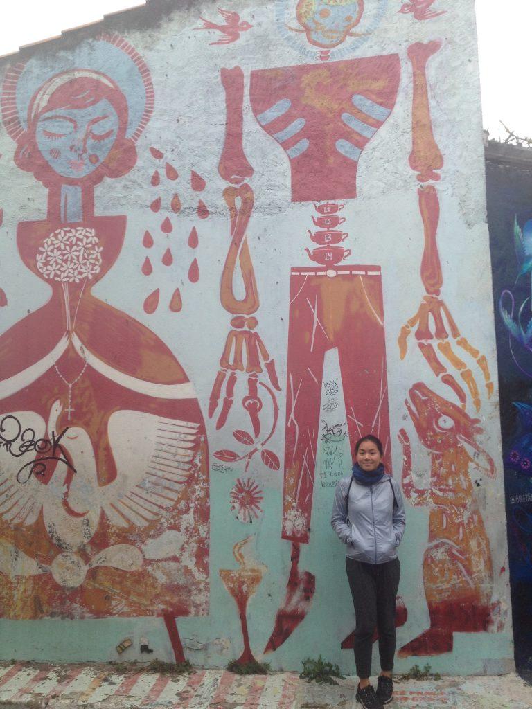 Graffiti Street Sao Paulo