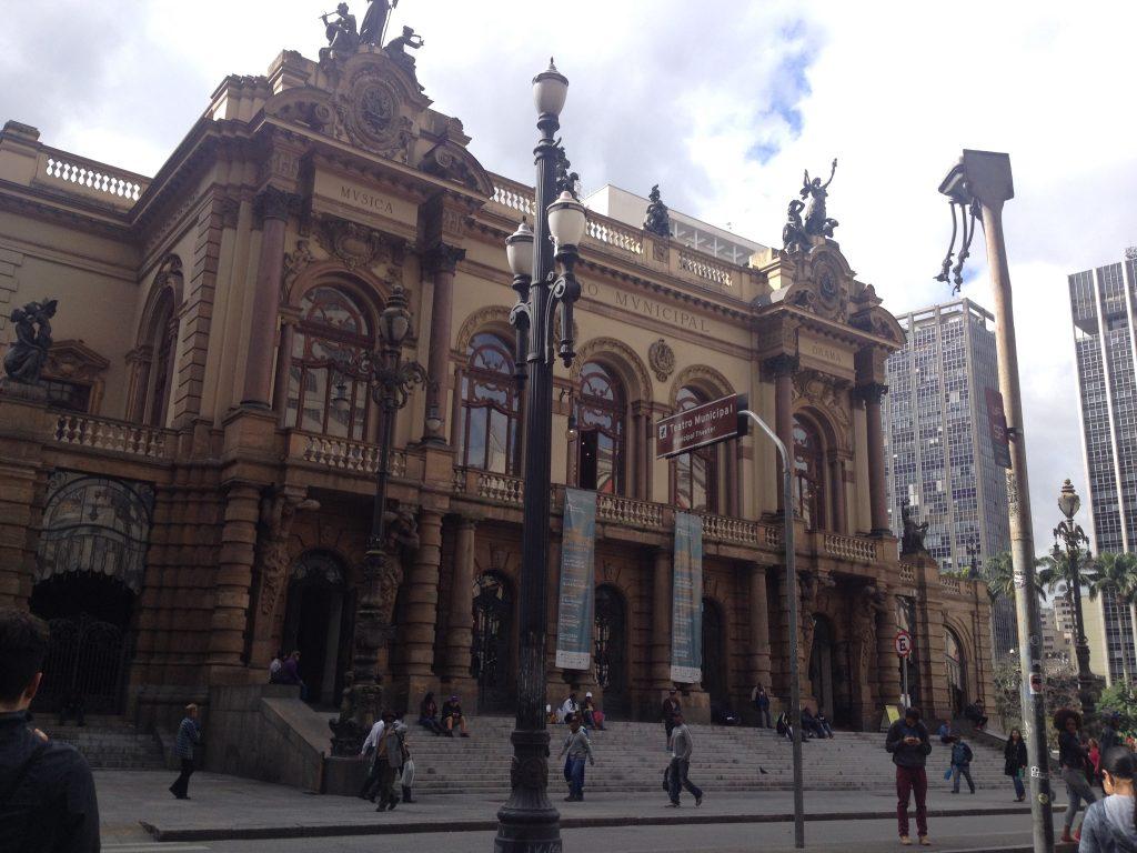 Theatre, Sao Paulo