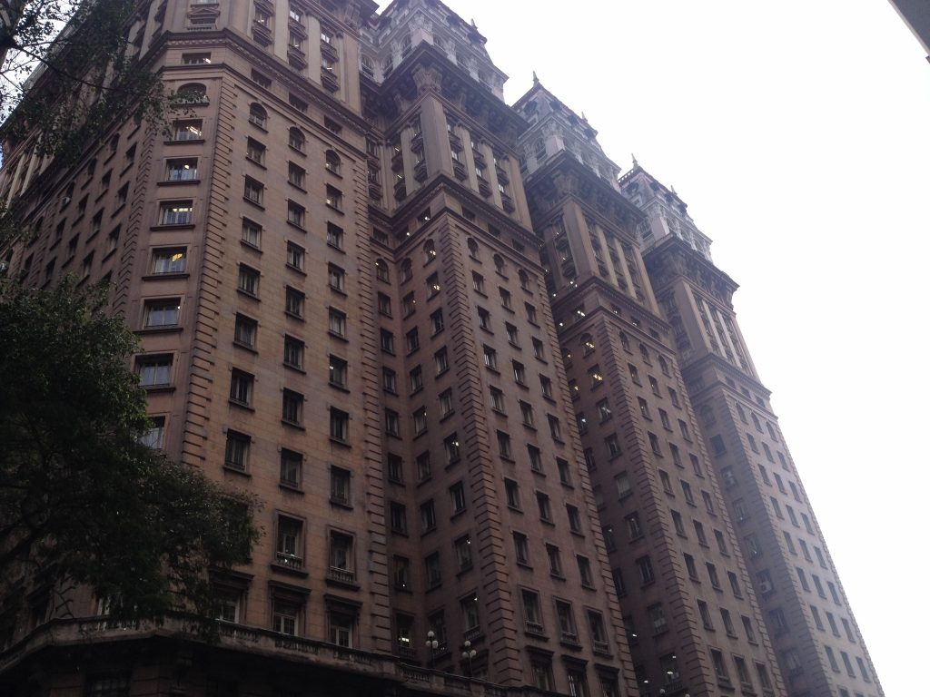 Old Town Building, Sao Paulo