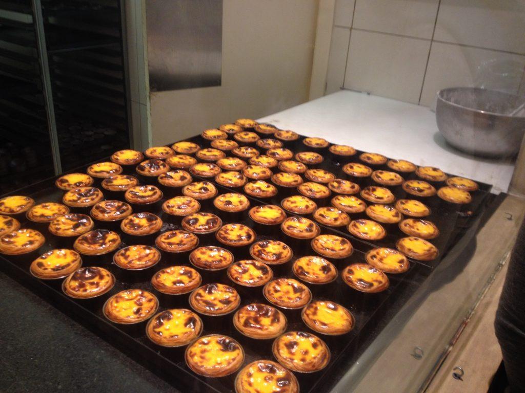 Casa Mathilde egg tarts